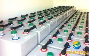Baterías Paneles Solares