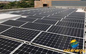 Plantas de energía solar